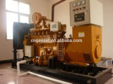 Générateur de rebut de biogaz de fumier de bétail et d'usine de biogaz de ferme petit