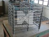 Parti di carico della fornace del dispositivo di strato multiplo materiale d'acciaio