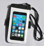 Мешок нового способа водоустойчивый на iPhone 6 с Armhand