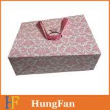 Sac en papier cadeau personnalisé avec logo Hot Stamping
