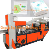 Serviette-Drucker-Ausschnitt-Maschine der Serviette-Gewebe-Verpackmaschine