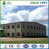 Type léger rentable construction en acier de construction d'escompte industriel de modèle