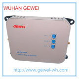 Aumentador de presión de la señal del teléfono celular GSM850 con la venda 4/5/13/25 de la visualización de LED