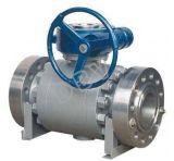 Soupape industrielle, robinets à tournant sphérique de portée en métal