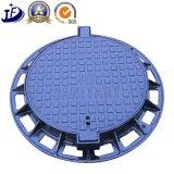 Coperchio di botola del pezzo fuso del ferro dell'OEM/botola duttili drenaggio dell'acqua