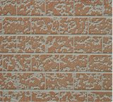 건물에서 이용되는 돋을새김된 금속 장 피부를 가진 PU 거품 코어로와 이루어져 있는 위원회