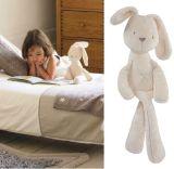 Het leuke Speelgoed van de Baby van het Konijn Zachte Pluche Gevulde voor Jonge geitjes