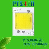 고성능 20W/25W/30W/40W/50W AC 옥수수 속 LED 고품질 110V 220V Driverless 힘 LED