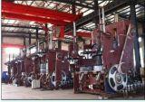 Machine en caoutchouc mécanique de presse hydraulique de machines de presse de moulage jumeau