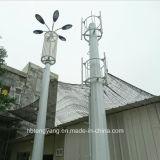 De gegalvaniseerde Toren van Pool van de Telecommunicatie van het Staal Enige