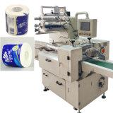 De hitte krimpt Machine van de Verpakking van het Toiletpapier van de Draai de Verzegelende