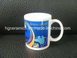 Caneca revestida do Sublimation, caneca do Sublimation
