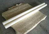PE Rod, HDPE Rod, Plasic Rod, barra del PE, barra dell'HDPE, barra di plastica con colore bianco e nero