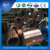 transformateur d'alimentation 10kV/11kV immergé dans l'huile d'usine de la Chine
