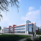工場デザインのための建築視覚化