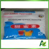 Prix préservatif de poudre de cyclamate de sodium d'édulcorant d'additif alimentaire