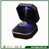 Fabrication chinoise de luxe Boîte à bijoux LED