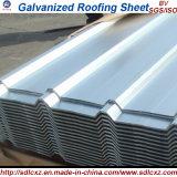 主で熱い浸されたGIは/屋根ふきシートのための鋼鉄コイルに電流を通した
