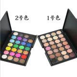 Bienvenido OEM Order 28 Color Cosmetics Sombreador de ojos Paleta