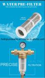 Воды фильтр Pre для системы водообеспечения домочадца (латунь)