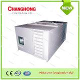 De commerciële Lucht-lucht Verpakte KoelMachine van de Airconditioner van het Dak