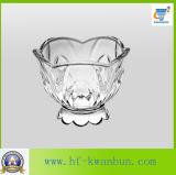 Cristalleria rotonda media di alta qualità Kb-Hn0212 della ciotola di vetro