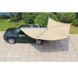 Il tetto automatico tende sulla parte superiore dell'automobile