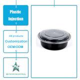 Contenitore di memoria di plastica personalizzato dell'alimento dello stampaggio ad iniezione degli articoli per la tavola a gettare di plastica dei prodotti