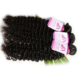 волосы девственницы перуанских волос девственницы 7A Kinky курчавые 3 дешевого пачки Weave человеческих волос связывают перуанское Kinky курчавое