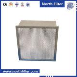 HEPA Glasfaser-Filter für Luft-Reinigung Tief-Falten