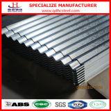 Hoja de aluminio acanalada del material para techos del cinc de Afp A792m