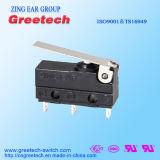 L'UL, ENEC a reconnu le mini commutateur micro scellé 5A 125/250VAC de commutateur