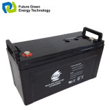 batterie scellée solaire de gel de 12V 120ah pour le système de picovolte