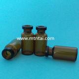 2ml de amberFlesjes van het Glas van de Kleur