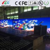 Indoor Front Wartung LED Bildschirm für Vermietung