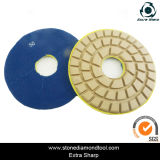 10mm Floor Grinder Resin Bond Polishing Abrasive Disc를 두껍게 하십시오