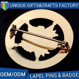工場直接価格の記念品のギフトの金属の折りえりピン