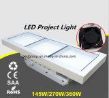 Luz de inundación del proyecto del LED y lámpara comercial con la garantía 3years