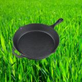 Jogo de acampamento ao ar livre do forno holandês de ferro de molde de Preseasoned