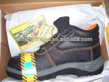 Дешевый ботинок безопасности Takumi акме ботинок безопасности Китая кожаный