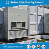 移動式商業暖房および冷暖房装置