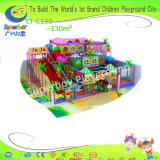 Спортивная площадка малышей мягкая с тоннелем и Trampoline