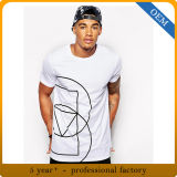 Il disegno della fabbrica della Cina possiede la maglietta per gli uomini