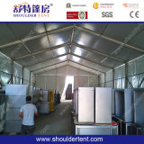 肩のテント(SDC022)からの使用された展覧会のテント