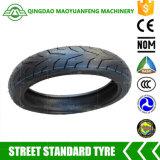 100/80-17 neumáticos de la motocicleta de la bici de la calle de la marca de fábrica de China para la venta