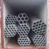 Tubo de acero soldado galvanizado sumergido caliente