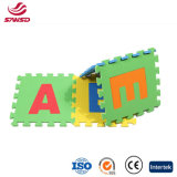Mat 26 van het Raadsel van EVA van het alfabet Matten ABC