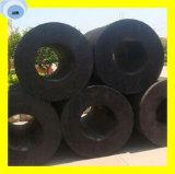 Het Rubber Mariene Stootkussen van Cylinderical in Materiaal van het Natuurlijke, Synthetische of Rubber van Pu