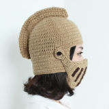 특별한 가면 기사 Handmade 뜨개질을 하는 뜨개질을 한 모자