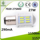2016 nuovi modelli 12V 27W S25 1156 1157 indicatori luminosi dell'automobile del LED